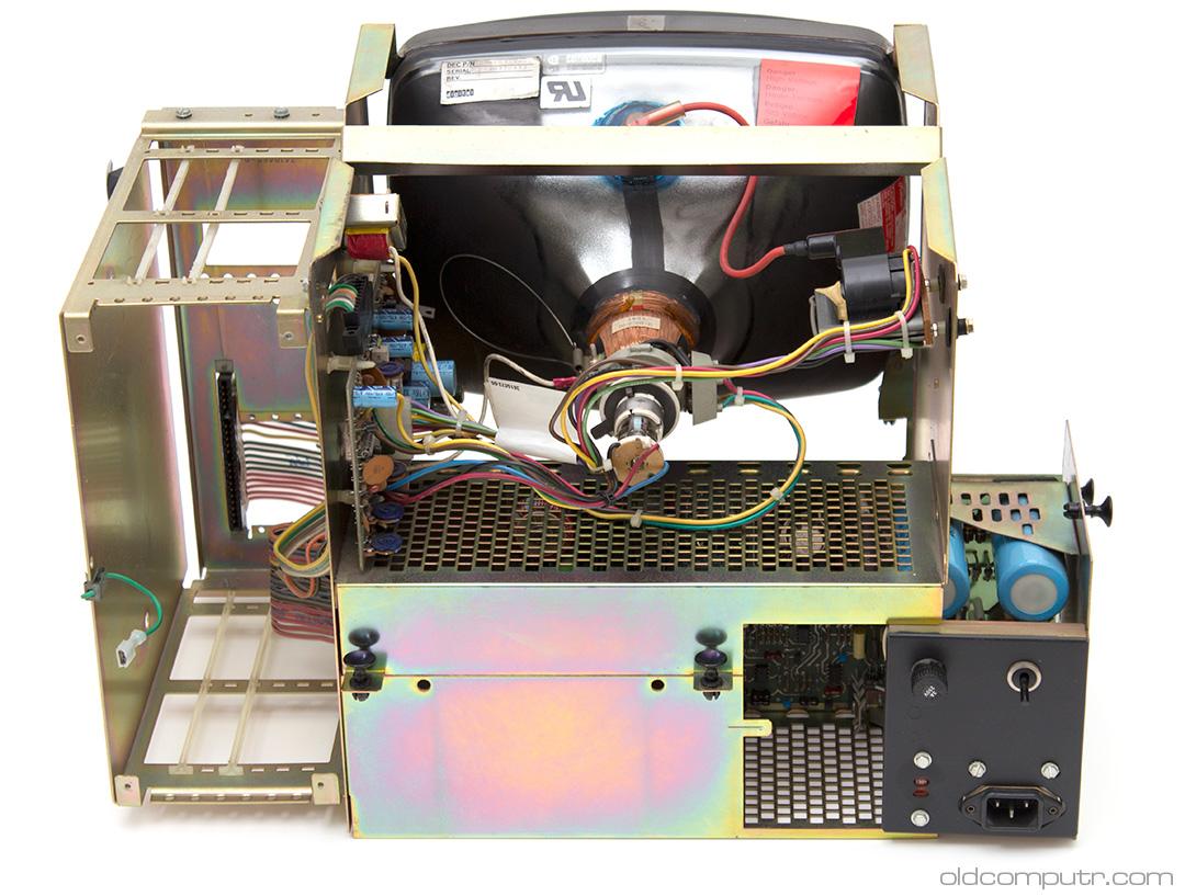 Digital VT100 - power supply unit - insertion