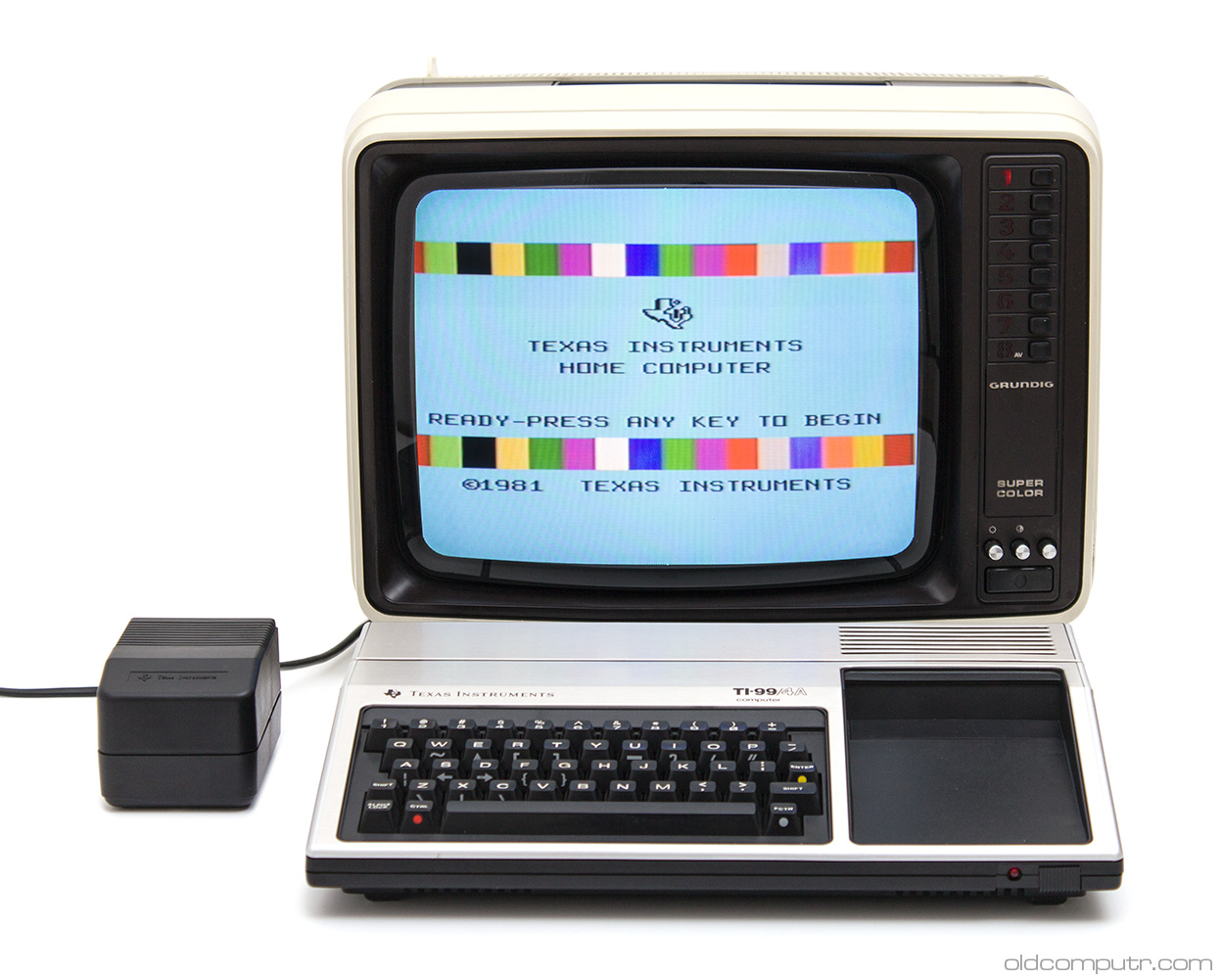 Texas Instruments TI99/4A