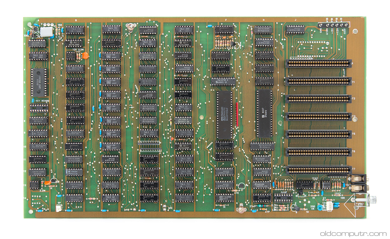 Staff C1 - motherboard