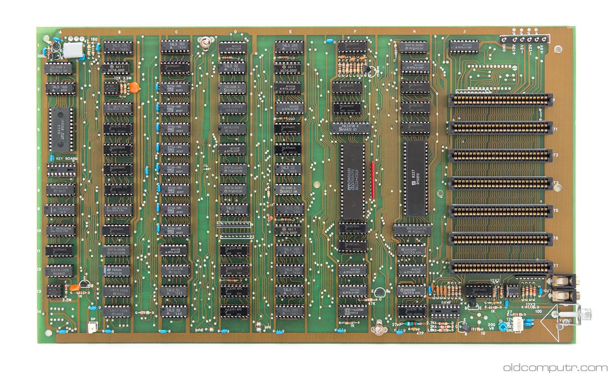 Staff C1 - motherboard