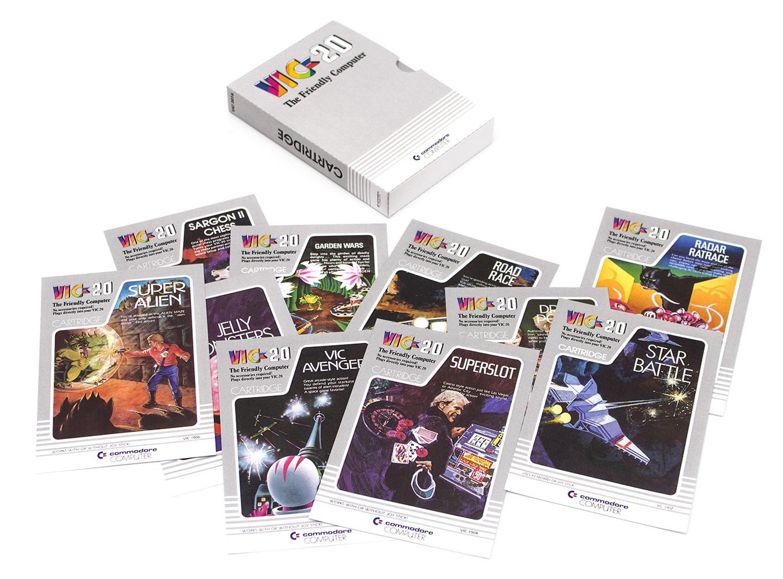 Cartridge cards set