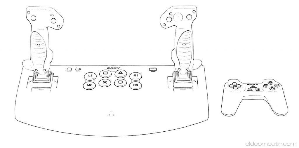 Sony PS1 Analog Joystick