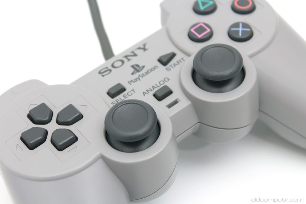 Sony Ps1 Dual Analog controller