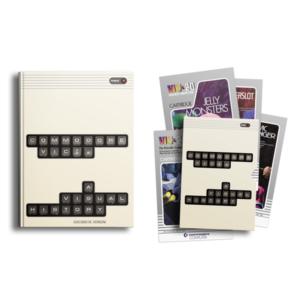 Commodore VIC 20: A Visual History + Cards Set