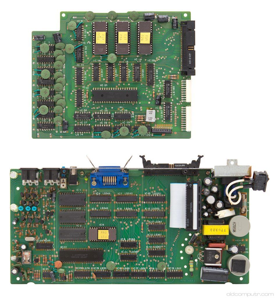 Sanyo PHC-25 motherboard