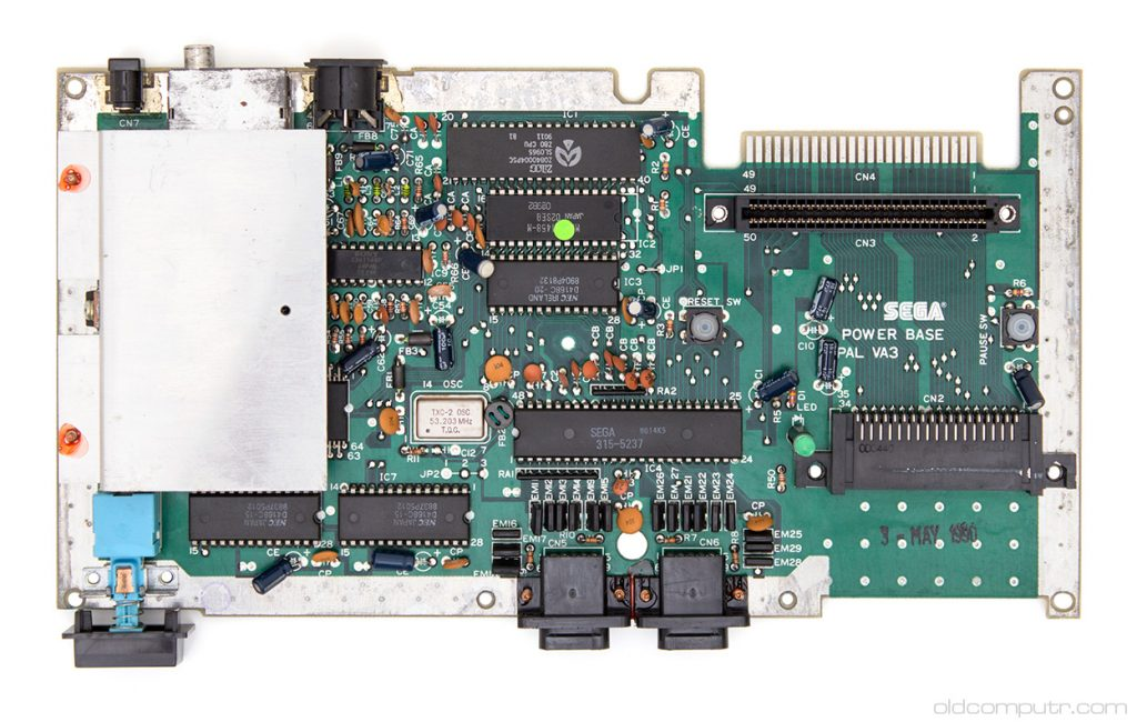 Sega Master System - motherboard
