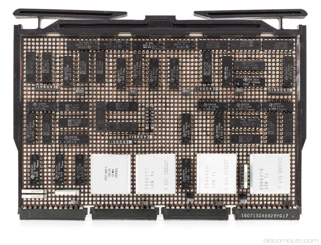 IBM 5100 slot E - ROS Control