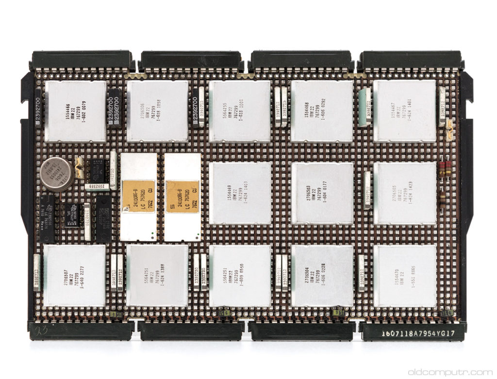 IBM 5100 slot G - Controller