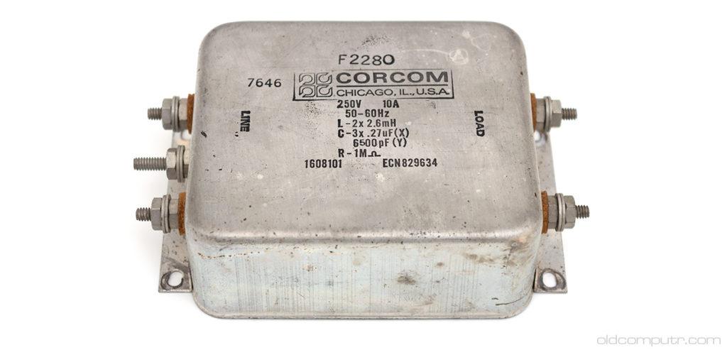IBM 5100 line filter