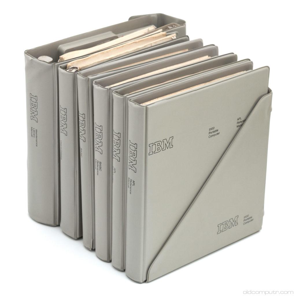 IBM 5100 manuals