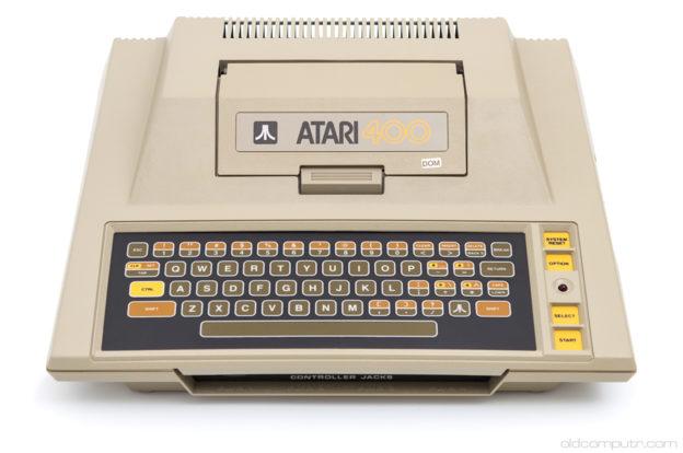 Atari 400 (1979) | Oldcomputr.com