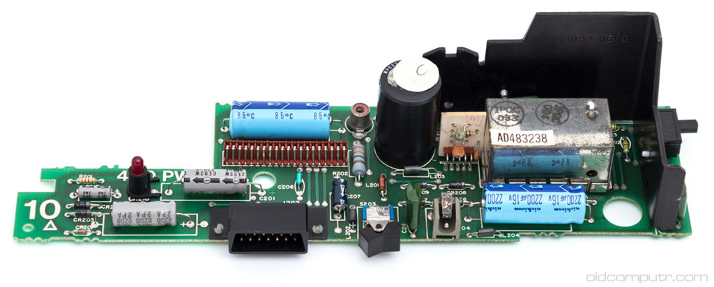 Atari 400 Power board
