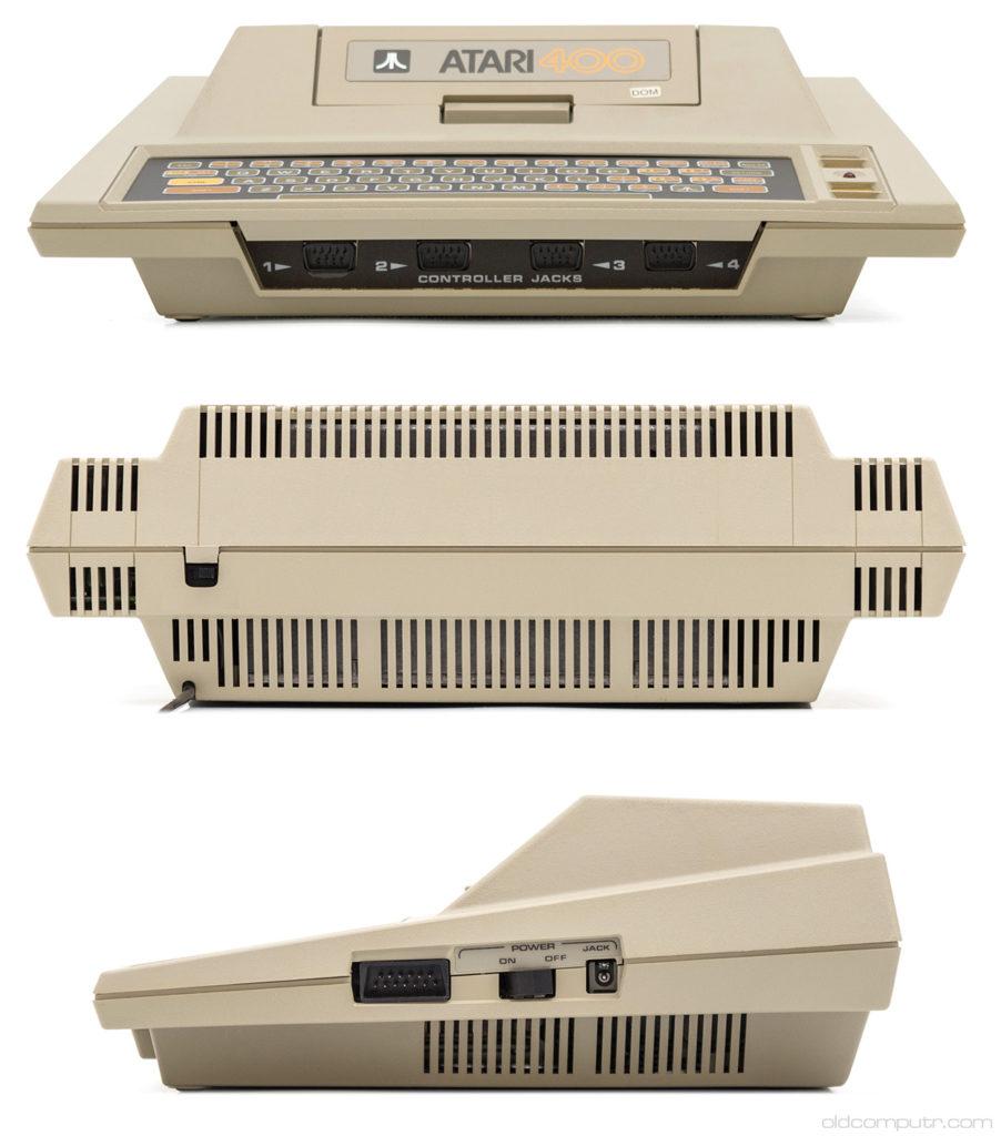 Atari 400 Views