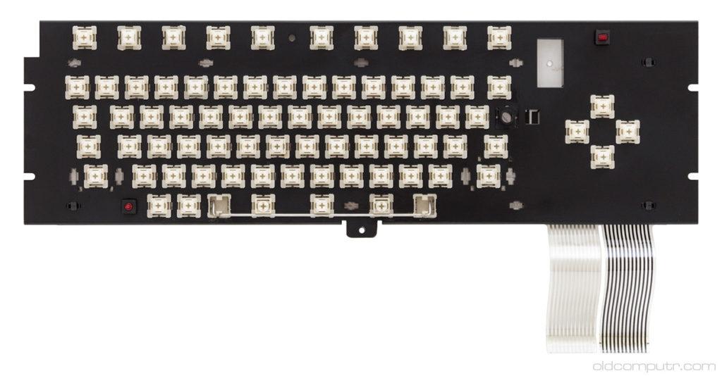 Fenner SPC-800 - keyboard