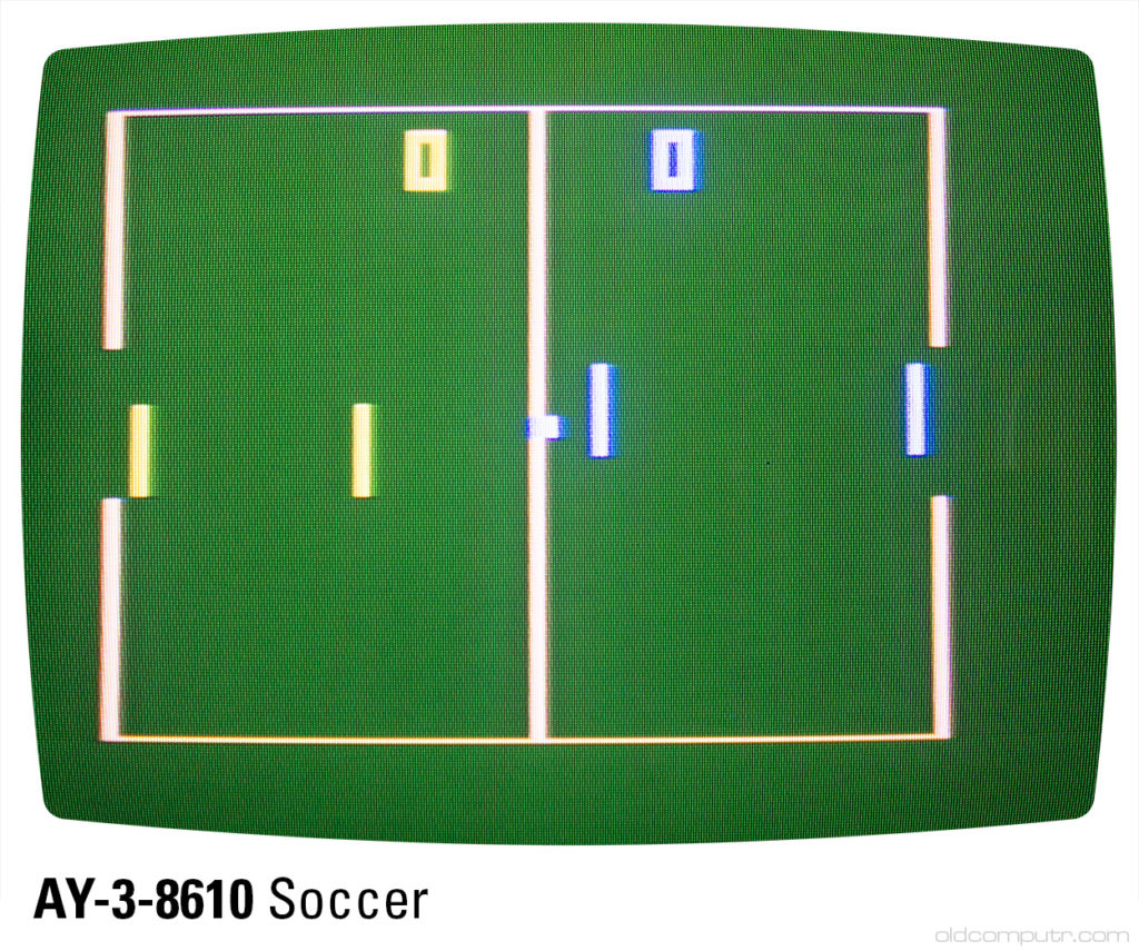 Sportron - AY-3-8610 soccer (A4)