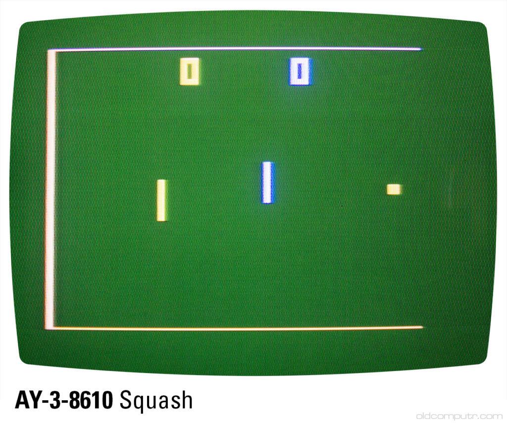 Sportron - AY-3-8610 squash (B3)