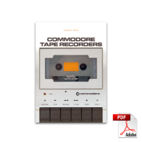 Commodore Tape Recorders book cover