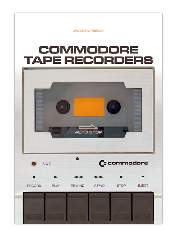 Commodore Tape Recorders