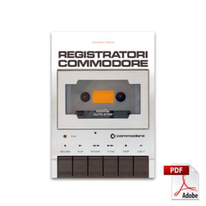Registratori Commodore - copertina